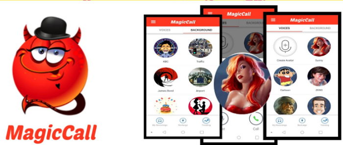 magic call Best Anonymous Voice Changer