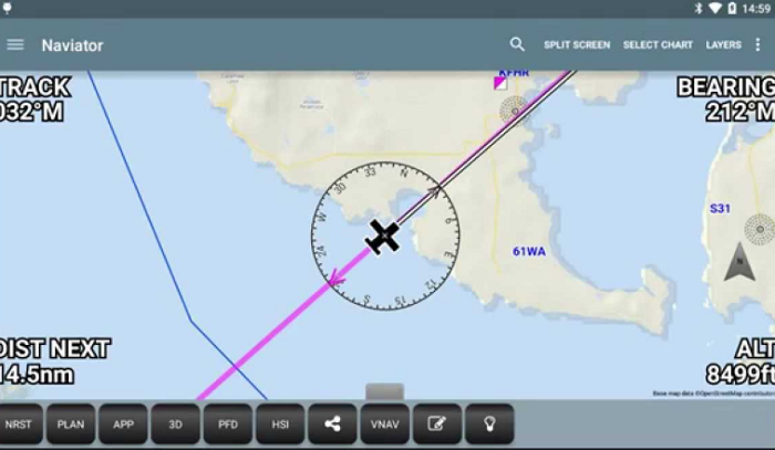 naviator android apps for pilots