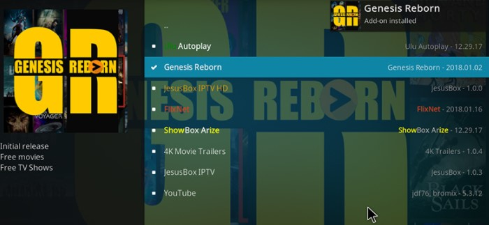 genesis reborn latest version