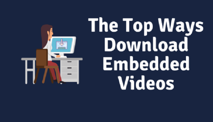 download embedded video on Chrome
