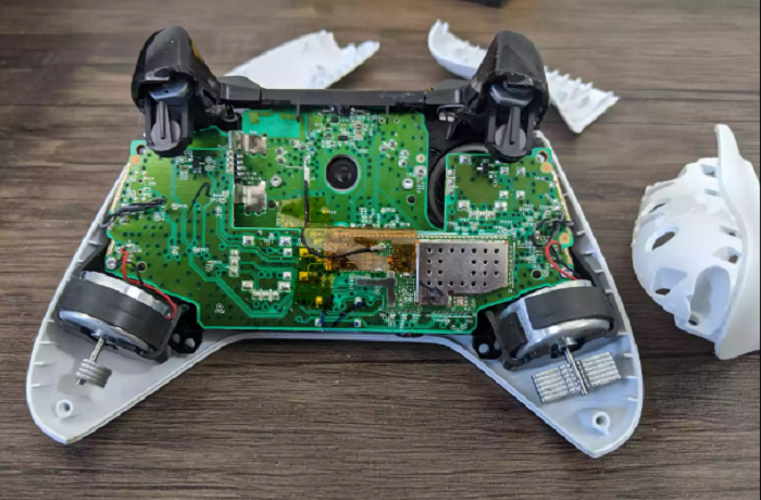 disassemble xbox one controller