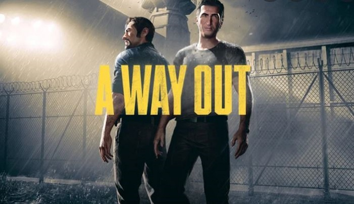 a way out- best game on origin access